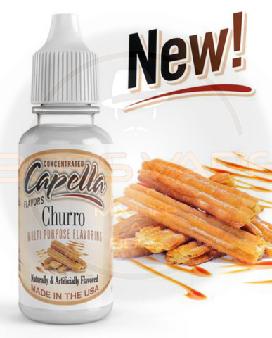 Churro Flavor CAP - Boss Vape