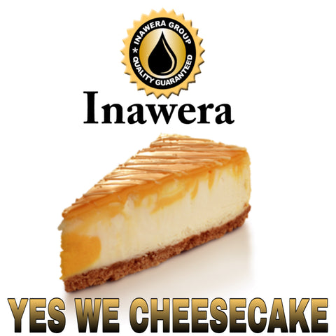 Yes We Cheesecake Flavour (INW) - Boss Vape