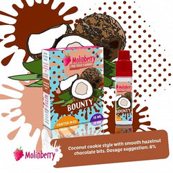 Molinberry Pack (M-Line) - Bounty 15ml