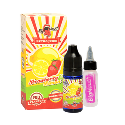 Retro Juice One Shot - Strawberry & Lemon - 10ml