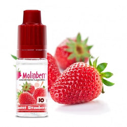 Sweet Strawberry Flavour MB