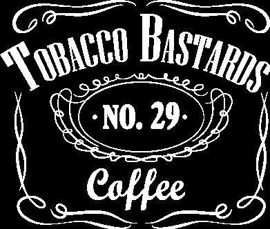 Tobacco Bastards One Shot - No 29 (Coffee)