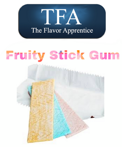 Fruity Stick Gum Flavor TFA - Boss Vape