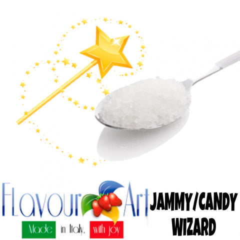 Jammy / Candy Wizard Flavour FA - Boss Vape