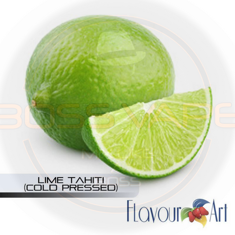 Lime (Tahity Cold Pressed) Flavour FA - Boss Vape