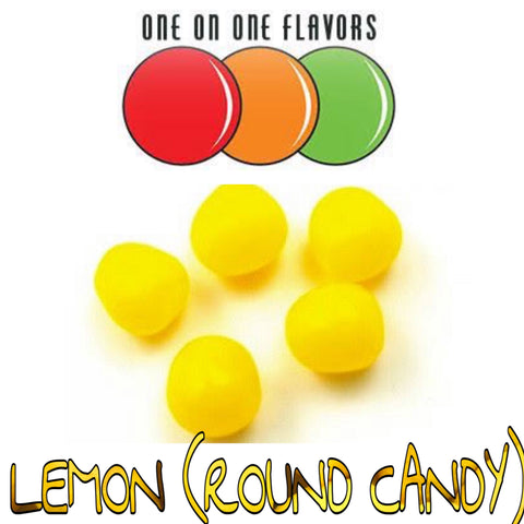 Lemon (Round Candy) Flavour OOO