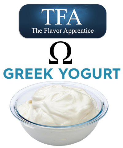 Greek Yogurt Flavor TFA - Boss Vape