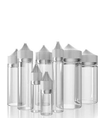 Chubby PET Bottles - Boss Vape