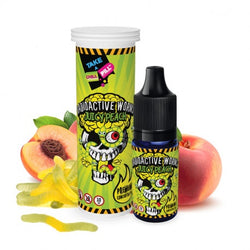 CHILL PILL - RADIOACTIVE WORMS – JUICY PEACH - Boss Vape