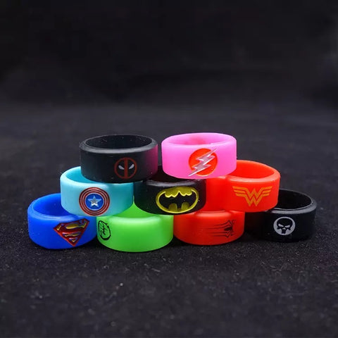 Vape Band Super Hero Thick 22mm (Big)