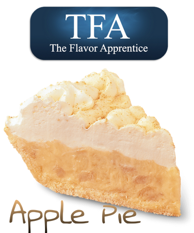 Apple Pie Flavor TFA - Boss Vape