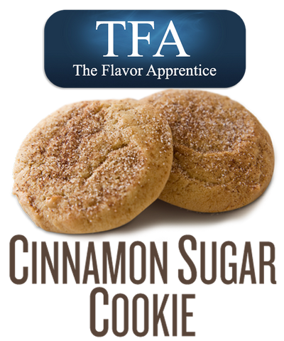 Cinnamon Sugar Cookie Flavor TFA - Boss Vape