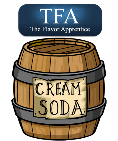 Cream Soda Flavor TFA - Boss Vape