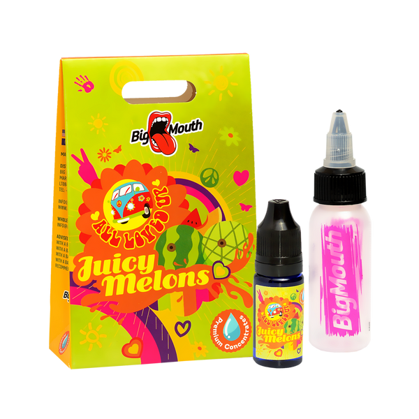 All Loved Up One Shot - Juicy Melons - 10ml