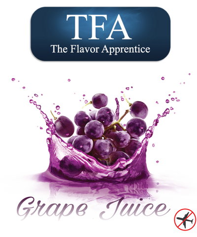 Grape Juice Flavor ** TFA - Boss Vape