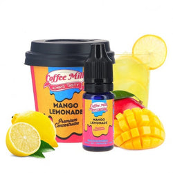 Mango Lemonade - Coffee Mill One Shot 10ml - Boss Vape