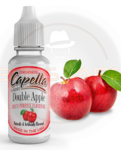 Double Apple Flavor CAP - Boss Vape