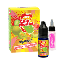 Big Mouth - Classic One Shot - Chip Munks - 10ml - Boss Vape