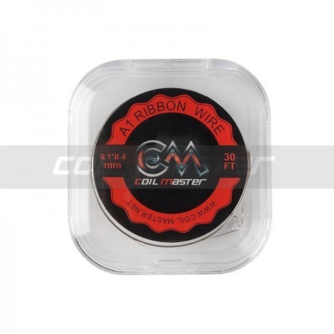Coil Master A1 Ribbon Wire 0.1*.04 10M