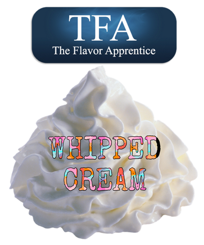 Whipped Cream Flavor TFA - Boss Vape