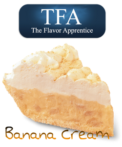 Banana Cream Flavor TFA - Boss Vape