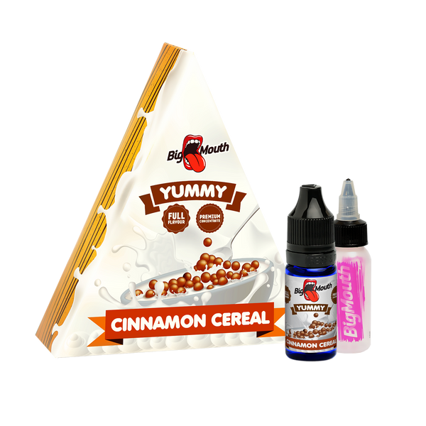 Yummy One Shot - Cinnamon Cereal - 10ml