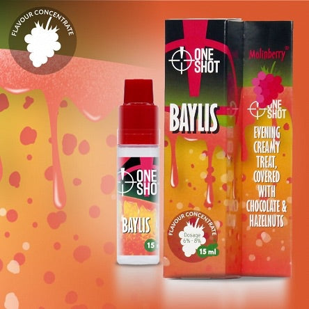 Molinberry One Shot - Baylis 15ml