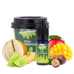 Full On Tropics - Coffee Mill One Shot 10ml - Boss Vape