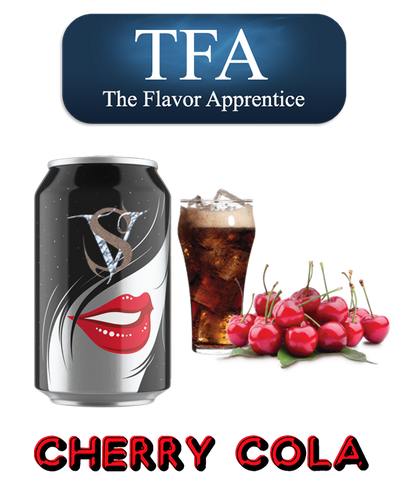 Cola Cherry Flavor TFA - Boss Vape