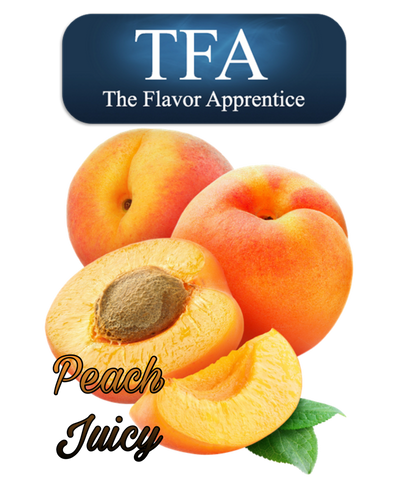 Peach (Juicy) Flavor TFA