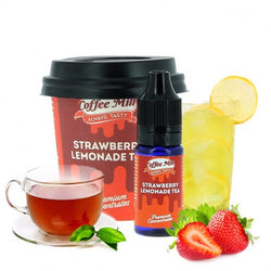 Strawberry Lemonade Tea - Coffee Mill One Shot 10ml - Boss Vape