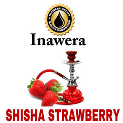Shisha Strawberry Flavour (INW) - Boss Vape