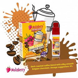 Molinberry Pack (M-Line) - Dark French Coffee Blend 15ml