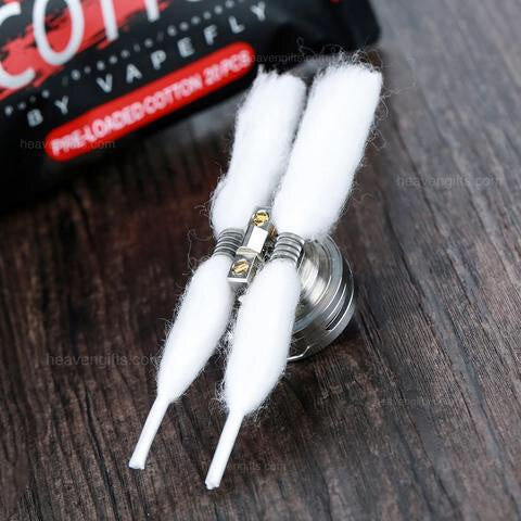 VapeFly FireBolt Cotton (20 Strips)