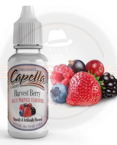 Harvest Berry Flavor CAP - Boss Vape