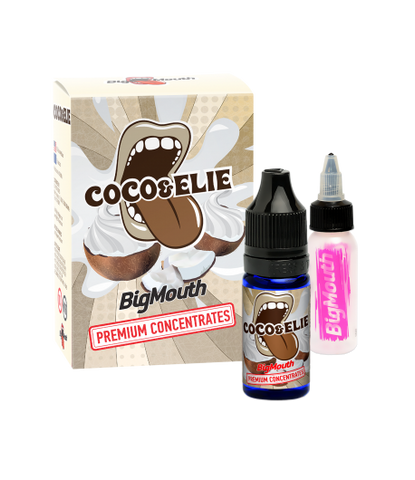 Big Mouth - Classic One Shot - Coco & Elie - 10ml - Boss Vape