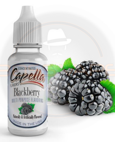 Blackberry Flavor CAP - Boss Vape