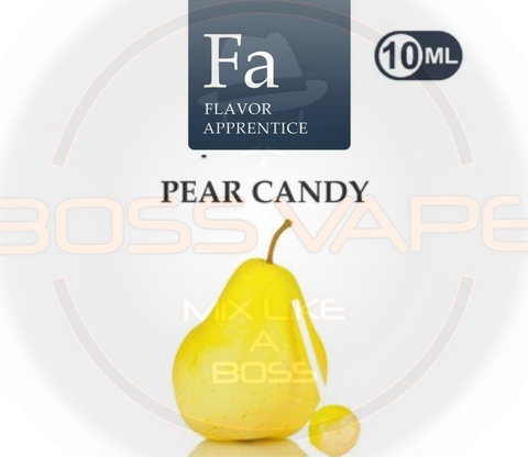 Pear Candy Flavor TFA - Boss Vape