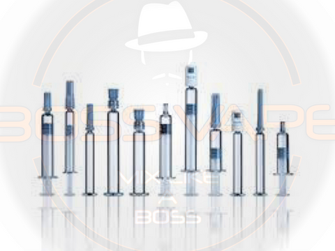 Measuring Syringes - Boss Vape