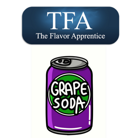 Grape Soda Flavor TFA - Boss Vape