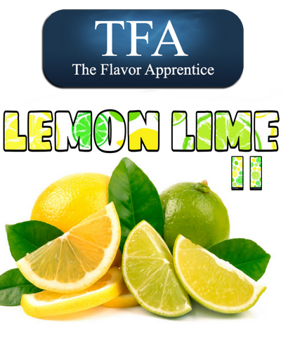 Lemon Lime II Flavor TFA - Boss Vape