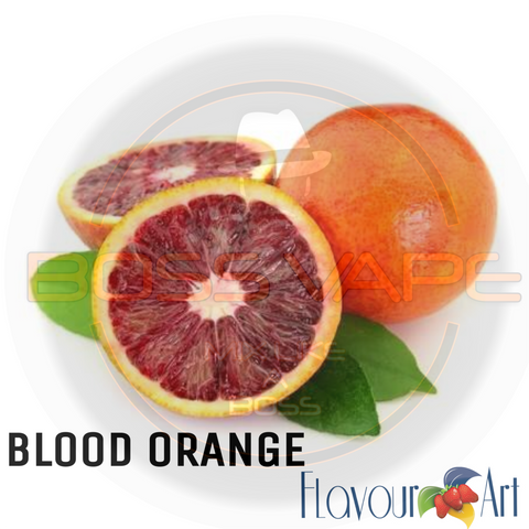 Blood Orange Flavour FA - Boss Vape