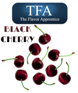 Black Cherry Flavor TFA - Boss Vape