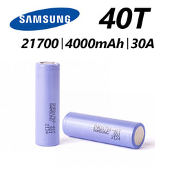 Samsung 40T 21700 4000mAh 35A Battery