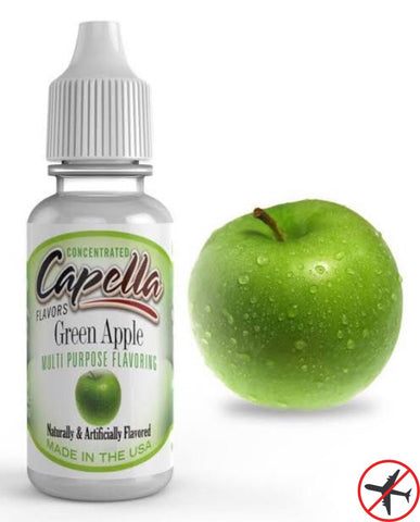 Green Apple Flavor ** CAP
