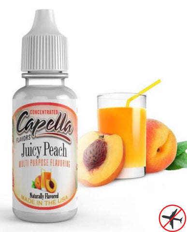 Juicy Peach Flavor ** CAP