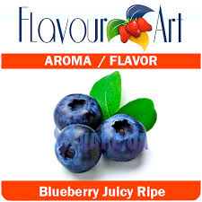 Blueberry Juicy Ripe Flavour FA