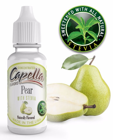 Pear With Stevia CAP - Boss Vape