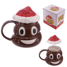 Hilarious Christmas Poop Emoji Mug That Will Make You Die Laughing