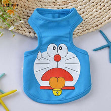 Cute Cartoon Vest Perfect For Your Small Pet